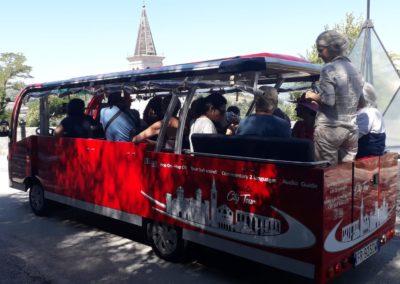 Foto minibus a Spoleto-City Red Bus13